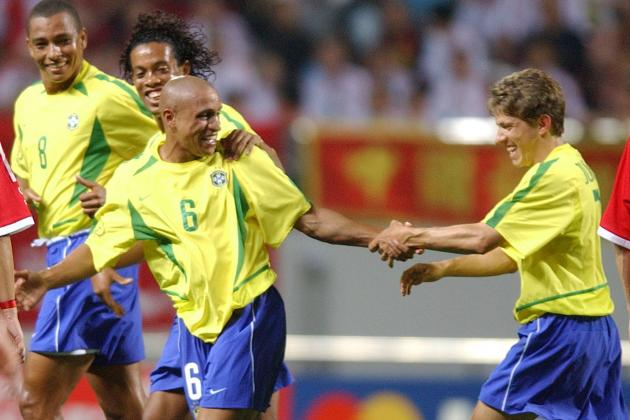Roberto Carlos and the 20 Most Wickedly Curled Free-Kick Goals