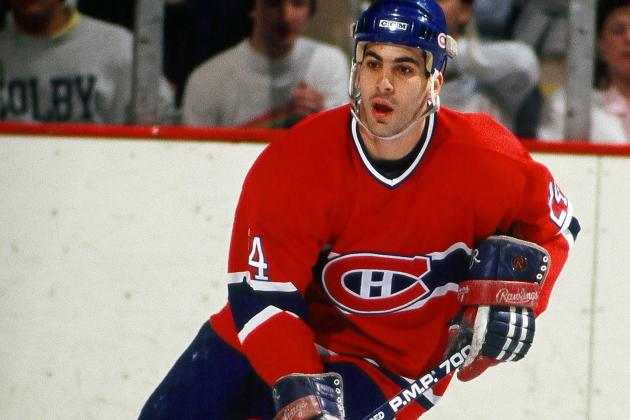 Ranking the 5 Best American Players in Montreal Canadiens History