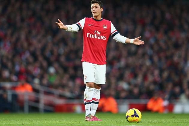 Mesut Ozil and the 8 Premier League Players for Whom the Jury Is Still Out