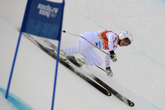 Olympic Alpine Skiing 2014: Preview and Predictions for Women's Super-G