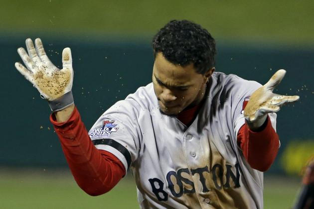Boston Red Sox's Top 10 Prospects Heading into Spring Training