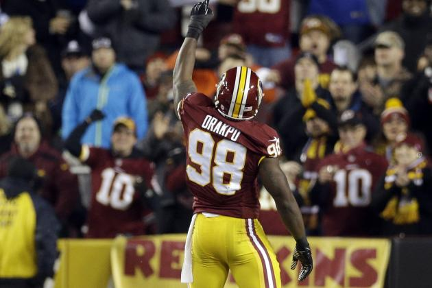 Washington Redskins Free Agency Primer: Who Stays and Who Goes?