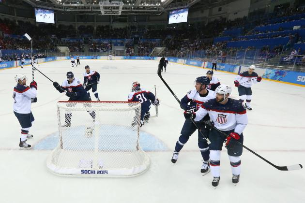 USA vs. Russia: Preview and Prediction for 2014 Olympic Hockey Game