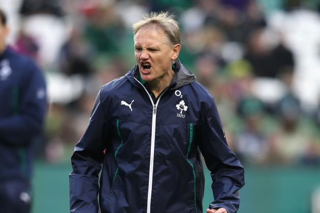Breaking Down How Joe Schmidt Has Changed Ireland Tactically