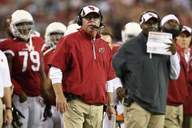 Analyzing Potential Arizona Cardinals Salary-Cap Casualties in 2014 Offseason