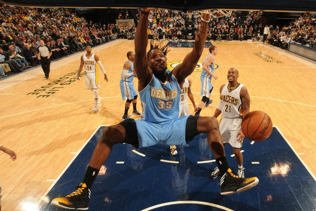5 NBA Teams That Would Be Perfect Partners in Potential Kenneth Faried Trade
