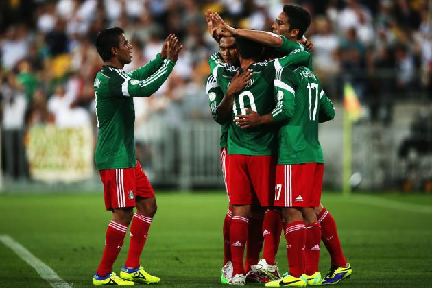 5 Little-Known Players Who Could Make the Mexico World Cup Squad