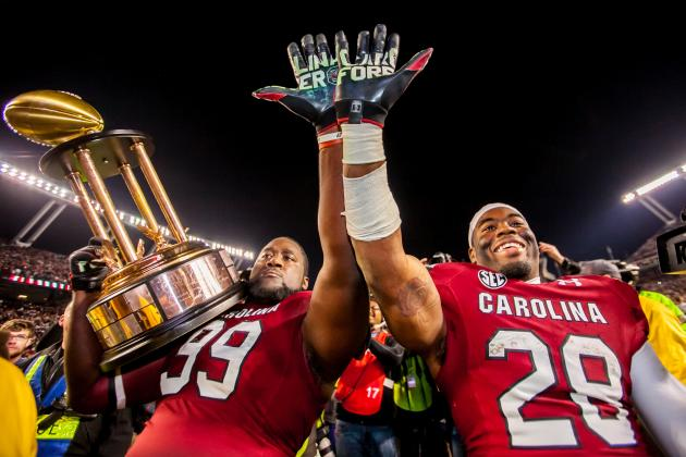 Meet the 8 Teams Who Actually Have a Chance to Win the College Football Playoff