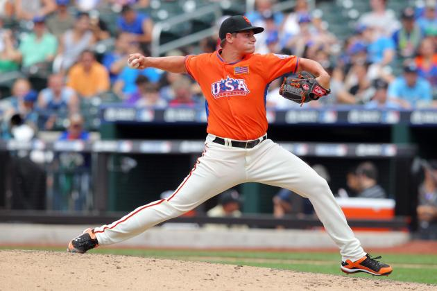 San Francisco Giants' Top 15 Prospects Heading into Spring Training