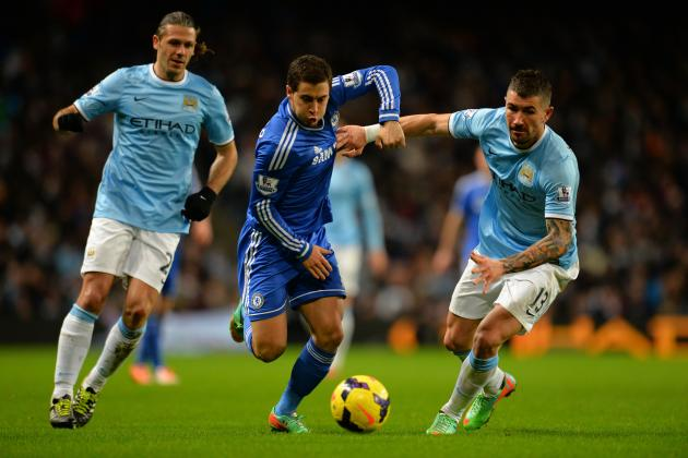 Predicting Man City vs. Chelsea and the Weekend's Best  World Football Matches