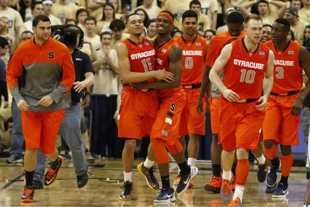 Syracuse Basketball: 2013-14 Progress Report for Orange Starters
