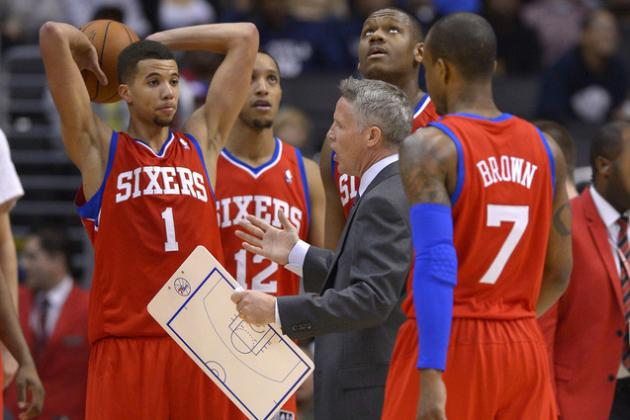 Grading Every Key Philadelphia 76ers Player Heading into All-Star Break