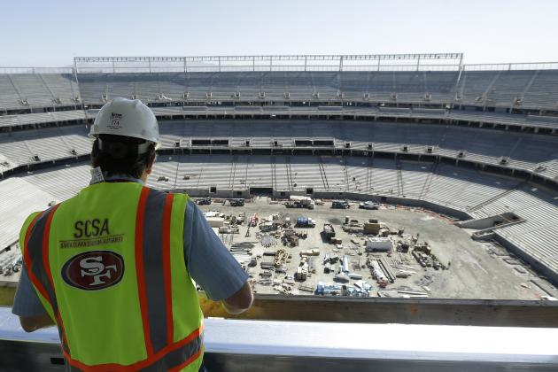 San Francisco 49ers: Ranking Potential Opponents for Levi's Stadium's First Game