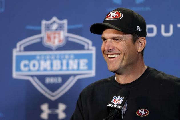 Previewing What the 49ers Will Be Looking for at the Scouting Combine