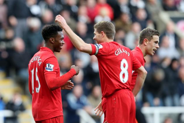 Premier League Player Power Rankings: Gerrard's Big Impact, Adebayor Joins in