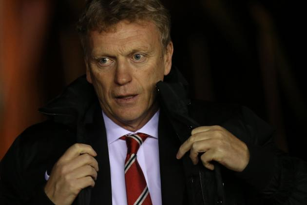 20 Players David Moyes Could Target for Manchester United in Summer Transfers