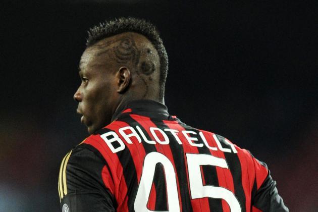 Power Ranking the Week's 20 Hottest Transfer Rumours: Mario Balotelli to Arsenal