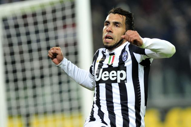 Complete Analysis of Carlos Tevez's Juventus Role