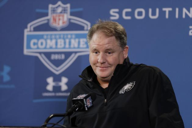 Previewing What the Philadelphia Eagles Are Looking for at the Scouting Combine