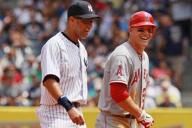 MLB Superstars Who Could Carry 'Face of MLB' Torch Post-Jeter