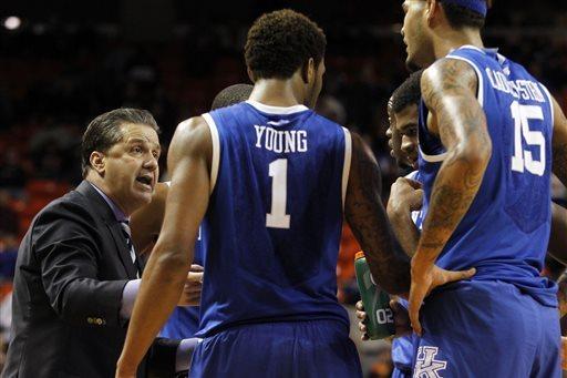 Kentucky Basketball: 2013-14 Progress Report for Wildcats Starters