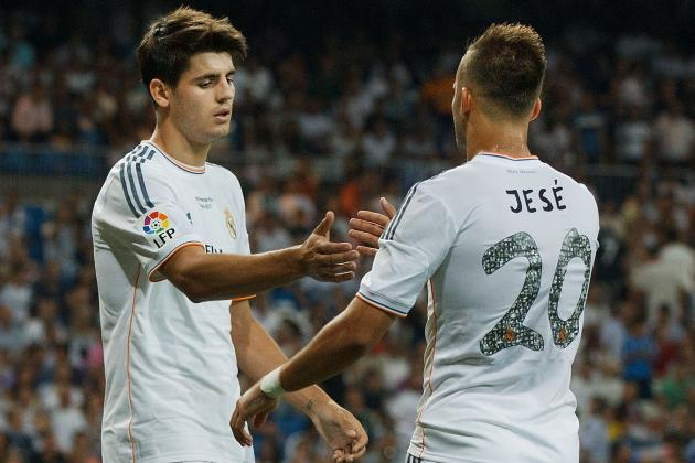 20 Real Madrid Youngsters Who Never Stepped Up