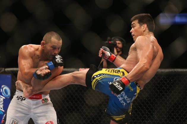 UFC Fight Night 36: Machida vs. Mousasi Fight Card Betting Odds and Predictions