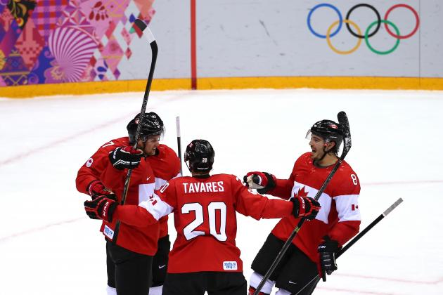 Olympic Hockey 2014: Biggest Takeaways from Day 2 of Men's Tournament