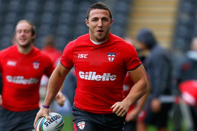 Why Sam Burgess Can Make England's World Cup Squad