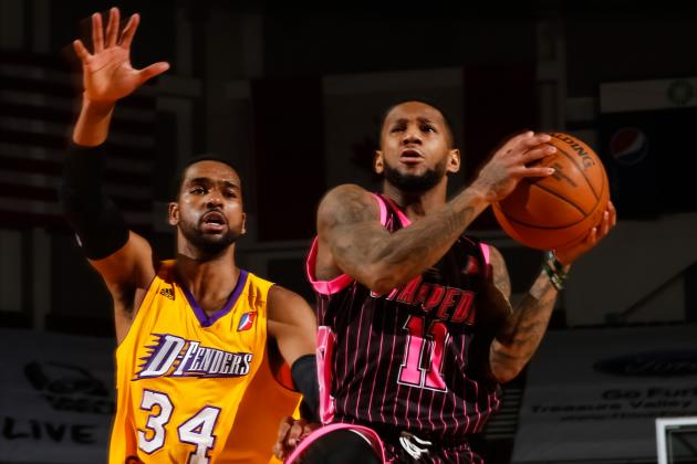 Hidden Gems in 2014 D-League All-Star Game with Bright NBA Future