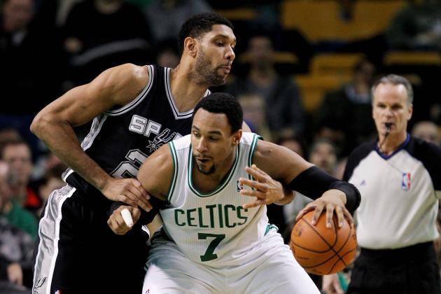 Grading Boston Celtics Players at 2014 All-Star Break