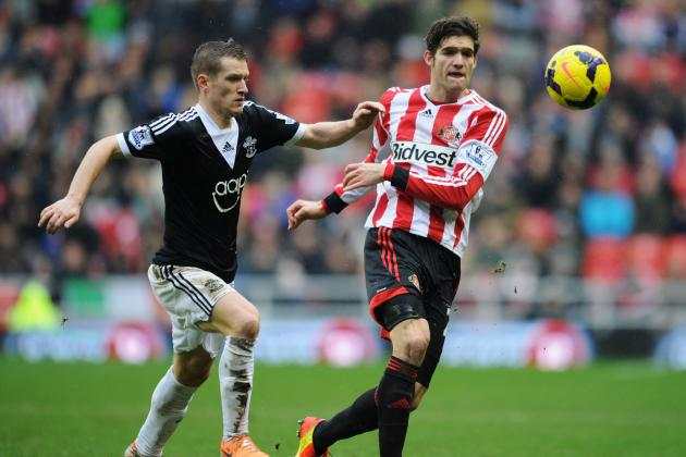 5 Things to Watch for in the Sunderland-Southampton FA Cup Tie