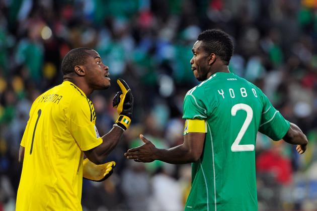 Winners and Losers from Nigeria Squad to Face Mexico