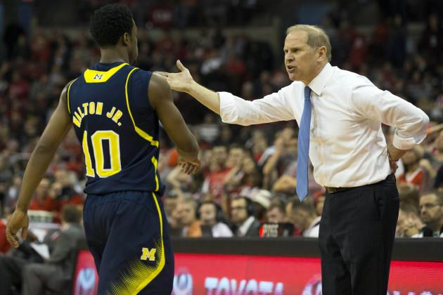 Michigan Basketball: 5 Ways Wolverines Must Improve Before March