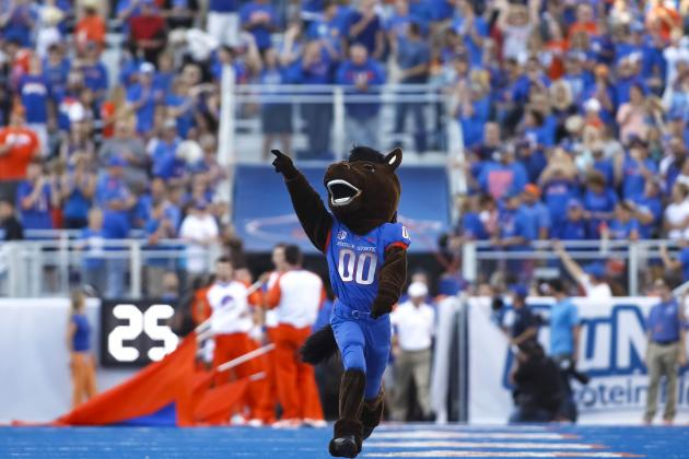 Imagining What Boise State's Starting Lineup Will Look Like in 3 Years