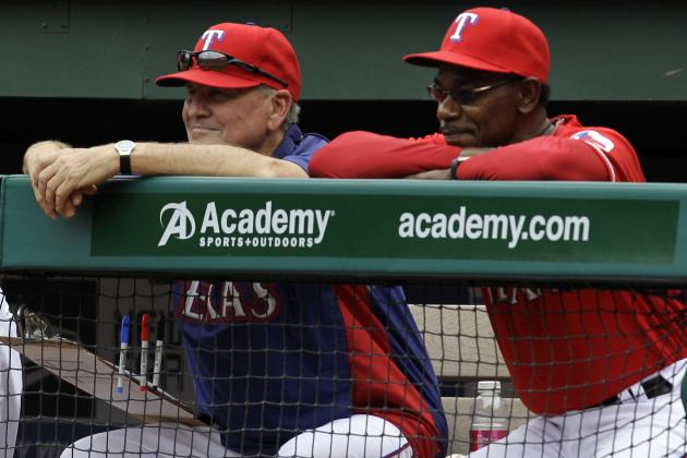 Texas Rangers: Top 10 Prospects Heading into Spring Training