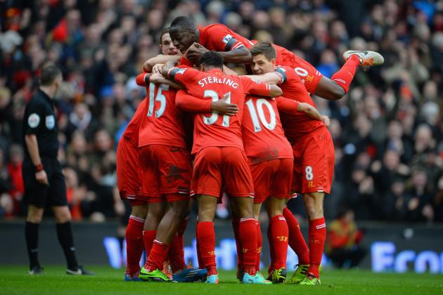 FA Cup Preview: How Liverpool Will Line Up Against Arsenal on Sunday