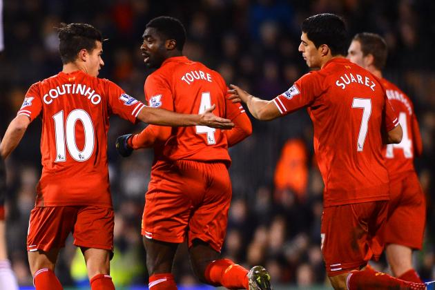 5 Reasons Why Liverpool No Longer over-Rely on Luis Suarez
