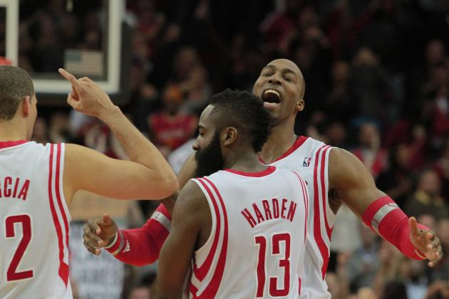 Grading Houston Rockets Players at the 2014 NBA All-Star Break