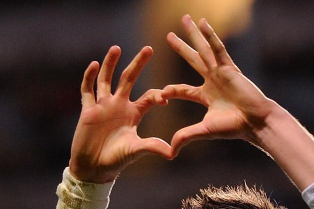 How Football Clubs, Footballers, WAGs Marked Valentine's Day on Instagram