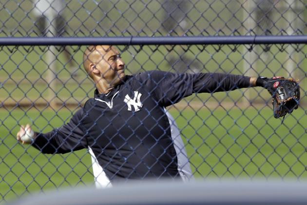All the Best Images, Quotes from Day 1 of 2014 MLB Spring Training