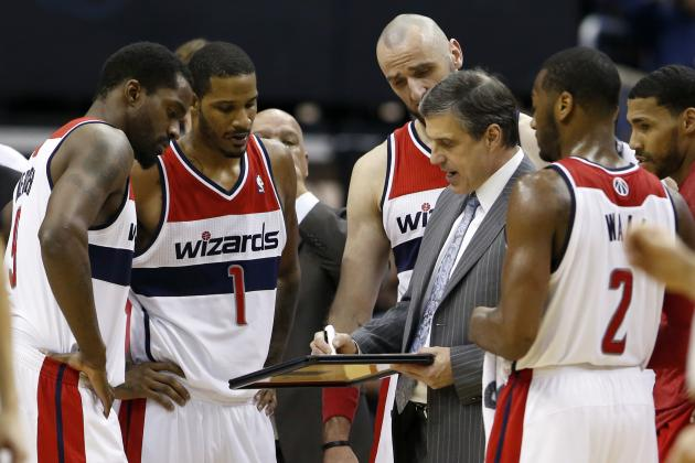 Grading Every Key Washington Wizards Player Heading into the NBA All-Star Break