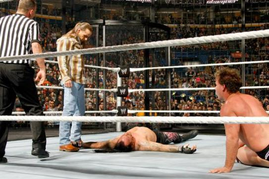 WWE Elimination Chamber 2014: Most Exciting Swerves in Event's History