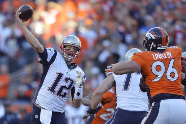 5 Ideal Trade Scenarios for New England Patriots to Pursue This Offseason