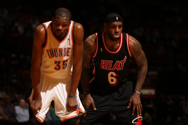 Ranking the NBA's 10 Best Players from 2013-14 Season's 1st Half