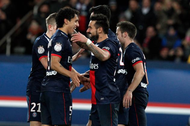 Paris Saint-Germain vs. Valenciennes: 6 Things We Learned