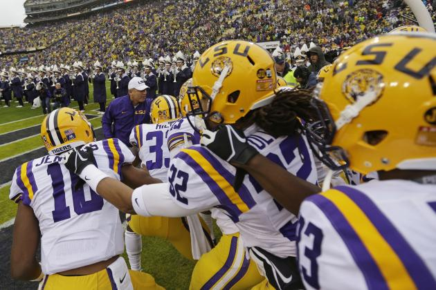 LSU Football Recruiting: Freshman-Year Predictions for Every 2014 3-Star Player