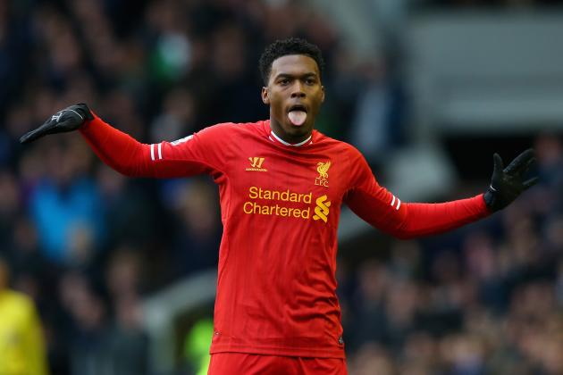 How Daniel Sturridge Ranks Alongside the Premier League's 10 Best Strikers