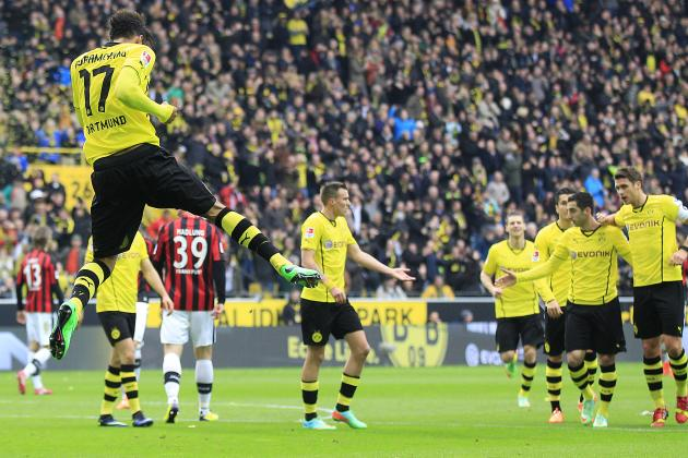 Borussia Dortmund vs. Eintracht Frankfurt: 6 Things We Learned