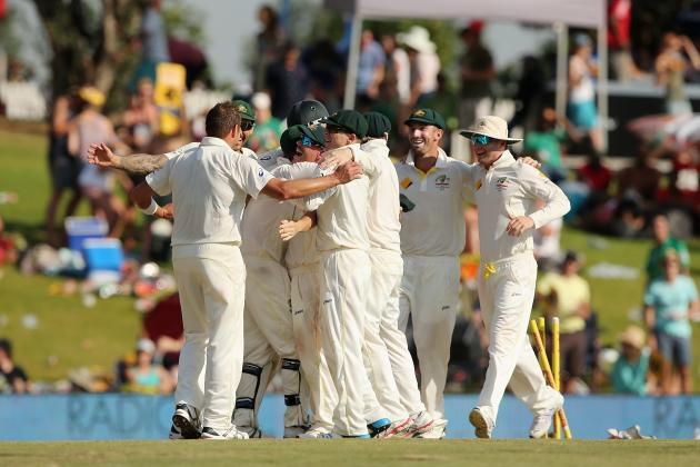 South Africa vs. Australia: Player Ratings for Proteas, 1st Test at Centurion